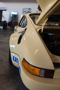 A participant in the first ever International Race of Champions in 1974, this 911 RSR has been restored perfectly to its original condition. After the race, the car changed hands multiple times before ending up with Escobar, who modified it with a 'Moby Dick' Porsche 935 body kit. Years later, the car has been restored to its original condition, including the correct livery, and it is being sold by Atlantis Motor Group in Boca Raton Florida with an asking price of $2.2 million. March 23, 2021