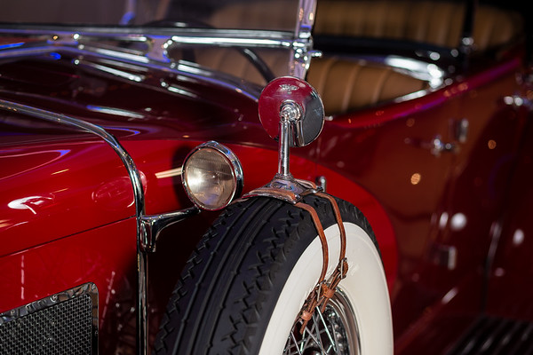 1930 Deusenburg Model J Phaeton