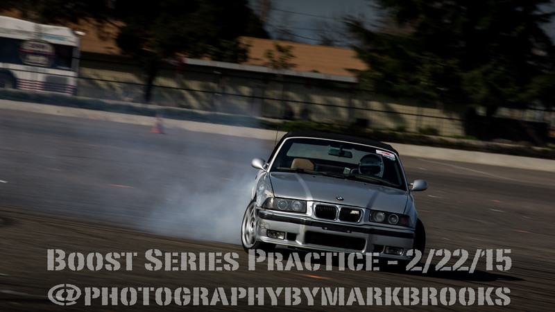 Boost Drift, Stockton - February 22, 2015