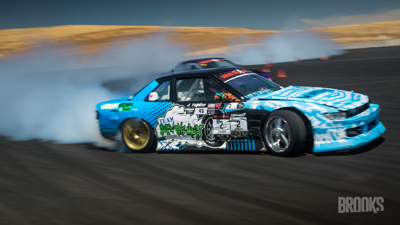 Golden Gate Drift Round 3