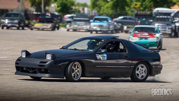 N Paule Black RX7