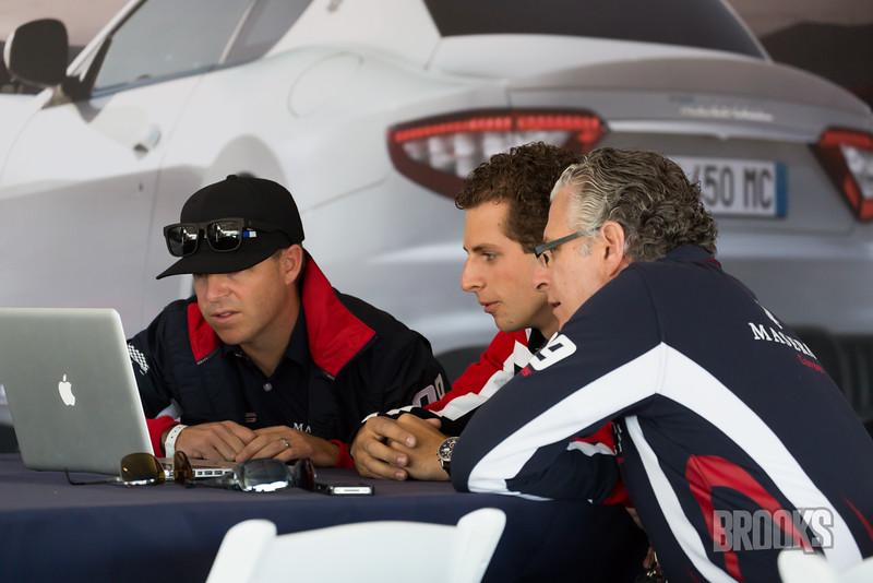Maserati Trofeo Sonoma 2013