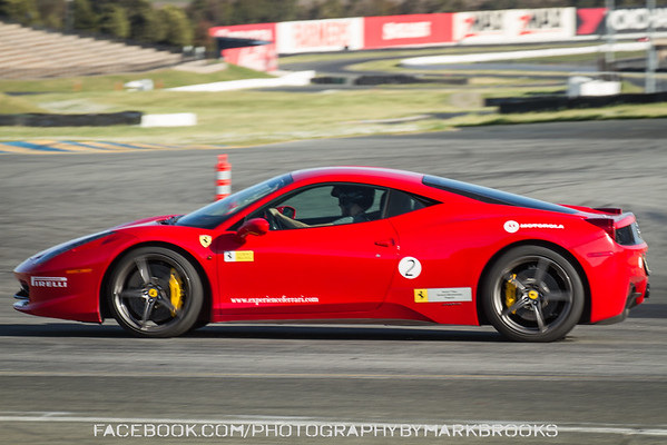 Ferraris at Infineon 2013