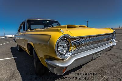Earls yellow Dodge
