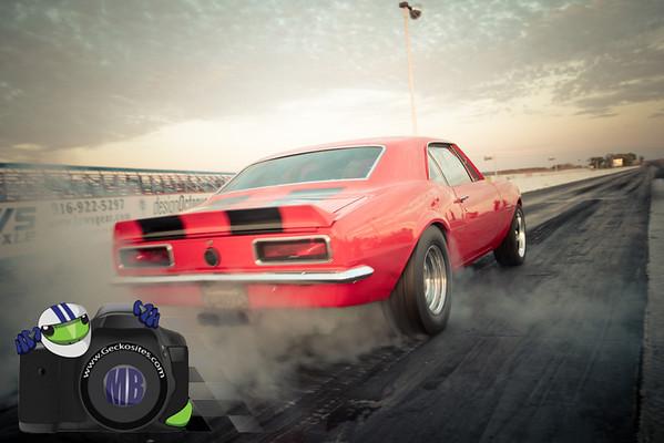 Red Camaro