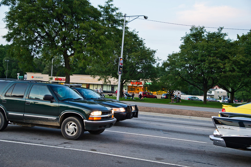 Woodward Dream Cruise<br /> The night of August 14, 2012<br /> Photos by Chris Amos