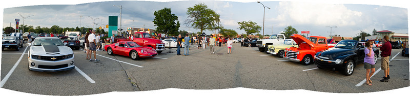 Woodward Dream Cruise<br /> The night of August 15, 2012<br /> Photos by Chris Amos