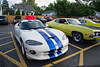 Woodward Dream Cruise<br /> The night of August 14, 2012<br /> Photos by Chris Amos<br /> <br /> 1996 Dodge Viper GTS<br /> Owner: Sandy J Emerling<br /> Former Manager Int/Ext Body Engineering at Team Viper