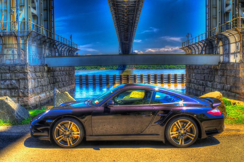 2013 Porsche 997 Turbo S