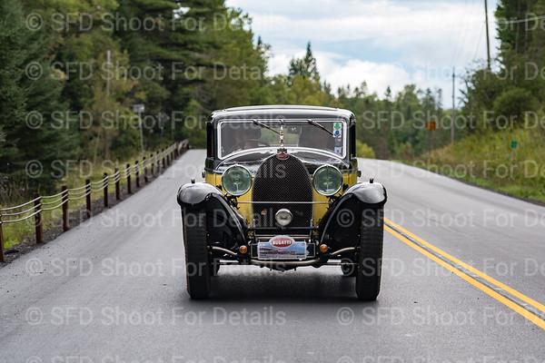 Bugatti Tour 2018