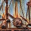 Abandoned machine