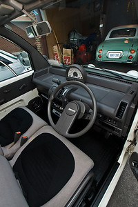 Michael Scott's 1989 Nissan S-Cargo
