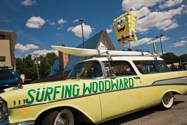 Woodward Dream Cruise 2008