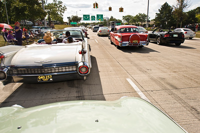 Photowagon: Woodwward Dream Cruise 2008 Detroit Michigan 08.08.16