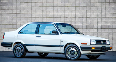 All-Original 1989 VW Jetta Coupe