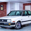 All-Original 1989 VW Jetta Coupe in the FRANKENBUILT Garage