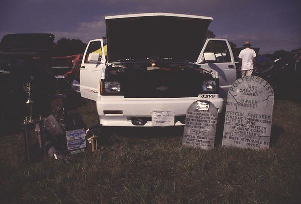 Photos from a Car show on MacDill AFB, FL