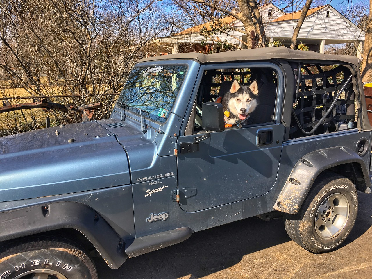 Attn: 2017 JKU owners - sunscreens and cargo nets - Jeep Wrangler Forum
