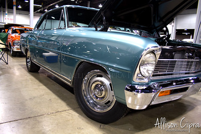 Muscle Car and Corvette Nationals 2014