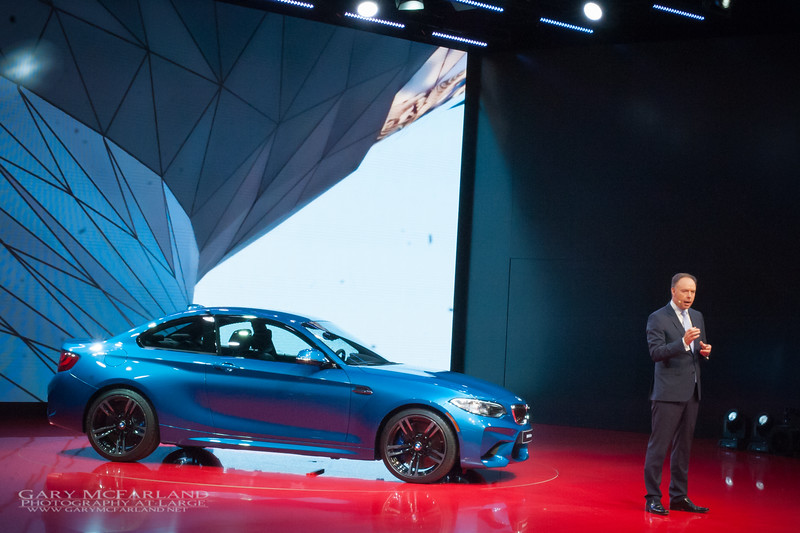 Ian Robertson introduces the new BMW M2 BMW M2 Coupé