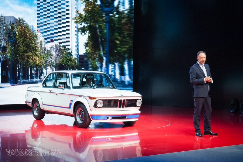 Ian Robertson and the rare BMW 2002 Turbo
