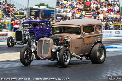 Meltdown Drags 8th Annual Vintage Drag Meet
