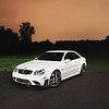 AMG CLK63 Black Series :