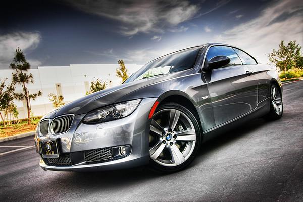 Alex's BMW 335i Photoshoot