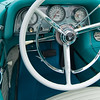1958 Ford Thunderbird<br /> Belmont Shore Car Show 2010