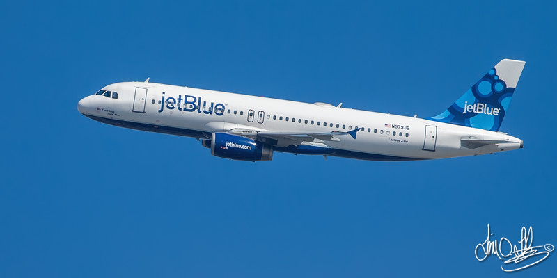 JetBlue Airways •Can't Stop Lovin' Blue<br /> Airbus A320-232