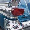 the 1957 Pontiac Star Chief Safari Station Wagon<br /> Belmont Shore Car Show 2010