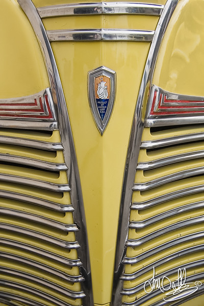 1941 Chrysler Plymouth<br /> Belmont Shore Car Show 2010