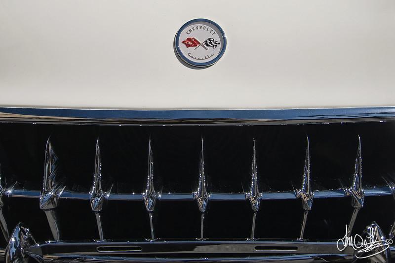 '53 Corvette<br /> Belmont Shore Car Show 2010