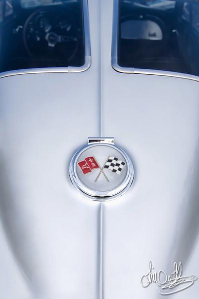 '63 Chevy Corvette<br /> Belmont Shore Car Show 2010