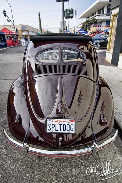 Split Window Volkswagon<br /> Belmont Shore Car Show 2010