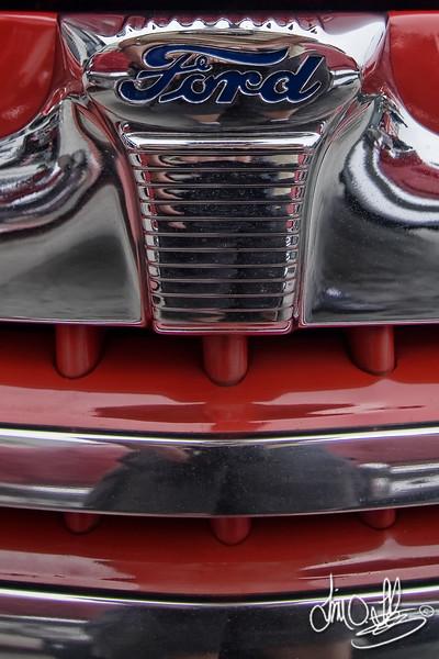 1948 Ford Super Deluxe<br /> Belmont Shore Car Show 2010