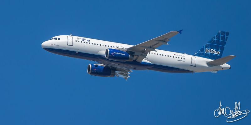 JetBlue Airways • Betty Blue<br /> Airbus A320-232