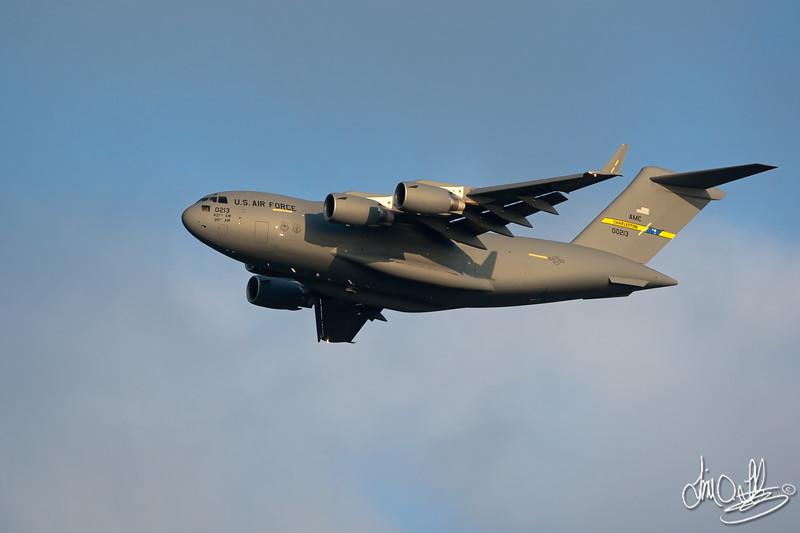 U.S. Air Force C-17
