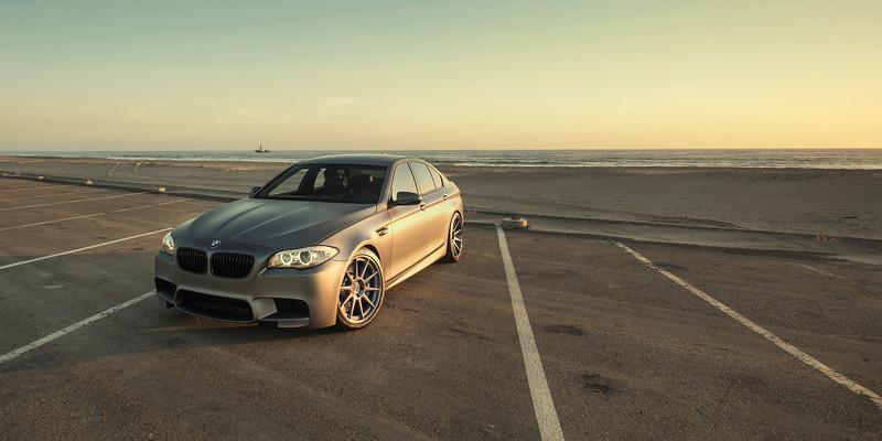 BMW F10 M5   ADV.1 Wheels