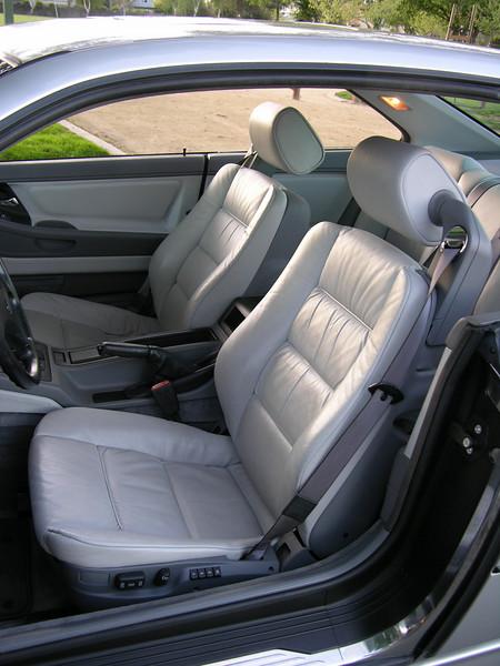 840 Seat-Driver Passenger Full View