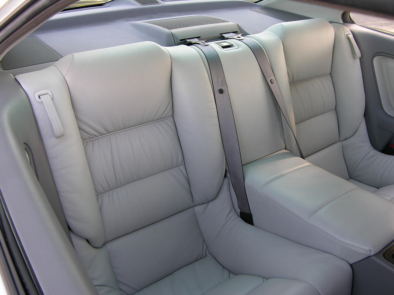 840 Seat-Rear Right