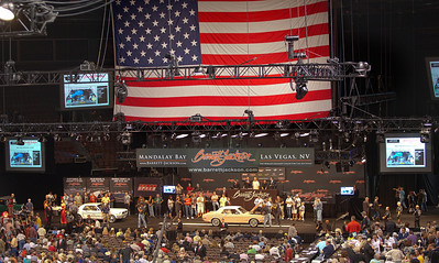 Barrett Jackson Auction- Las Vegas