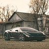 Blacked-out Gallardo :