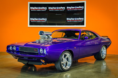 Bring Your Own Parts' 1971 Dodge Challenger