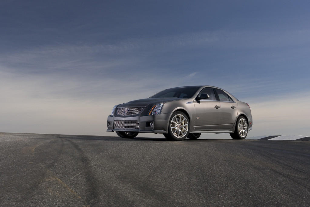 CTS-V is Cadillac's ultimate expression of performance and luxury.