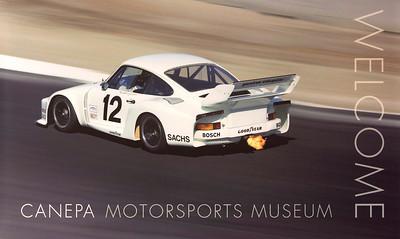 Canepa Motorsports Museum