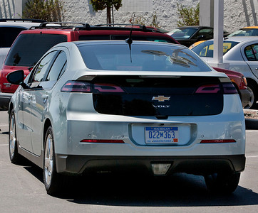 Chevy Volt GM's  extended-range electric vehicle