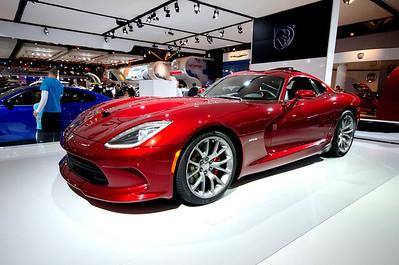 Canadian International Auto Show 2013