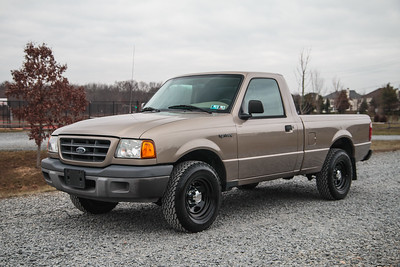 SOLD: 2003 Ford Ranger