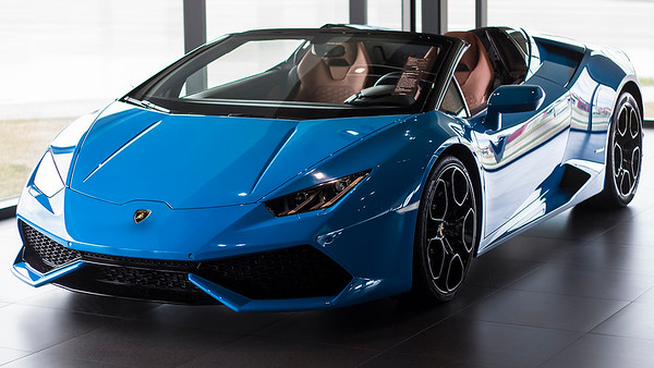 Lamborghini Calgary Alan Kenny Photography
